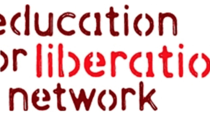 Education for Liberation Network logo