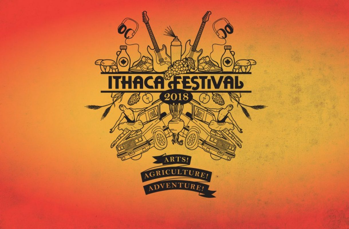 Shira was the official artist of Ithaca Festival 2018. Her original designs were available for purchase on t-shirts and buttons at Wegmans, Sunny Days of Ithaca, the Cornell University Campus Store, and at merchandise booths during the festival, June 1-3, in downtown Ithaca, NY.